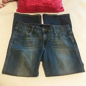 Calvin Klein Ultimate Boot Jeans Size 12